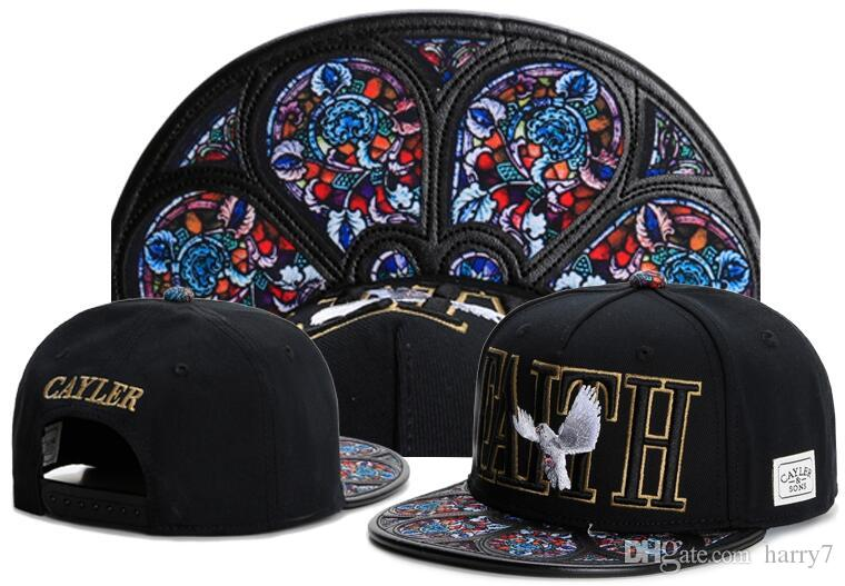 a3a9d68f9d6dc Wholesale New Style Swag CAYLER   SONs Bone Snapback Camouflage ...