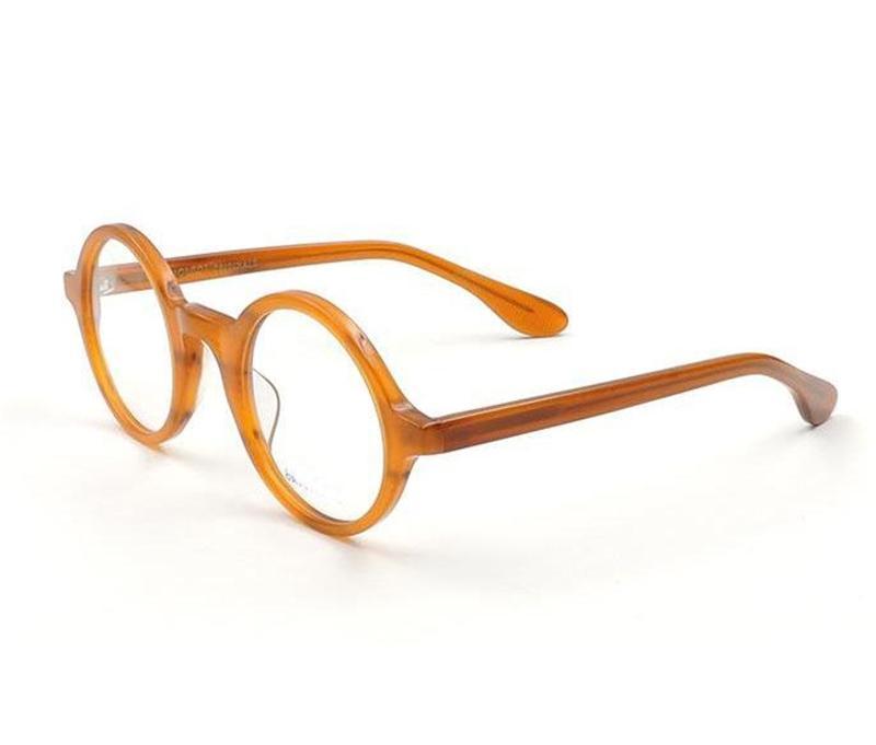 Großhandel Zolman Runde Brille Mode Vintage Myopie Brillen Hohe ...