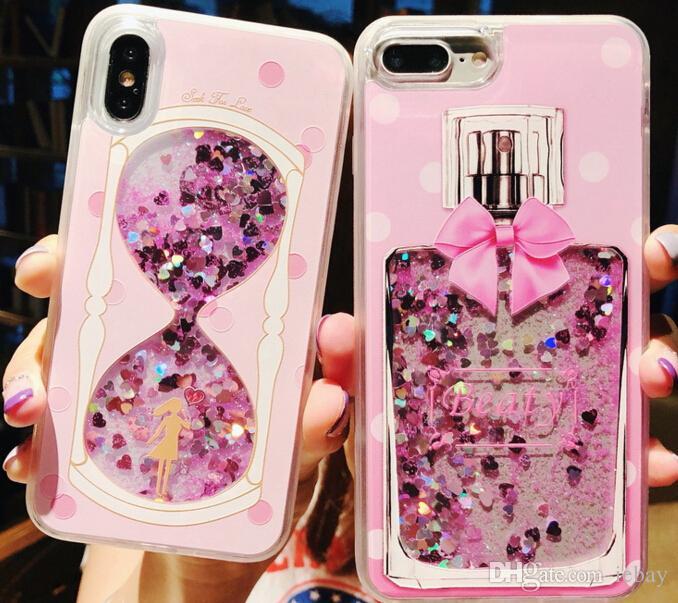 Glitter Liquid Quicksand Phone Cases For IPhone 6 6s Plus Case Bling  Unicorn Water Sequins Paris For IPhone 7 8 Plus X Case Cheap Cell Phone Cases  Designer ... 7409af664e