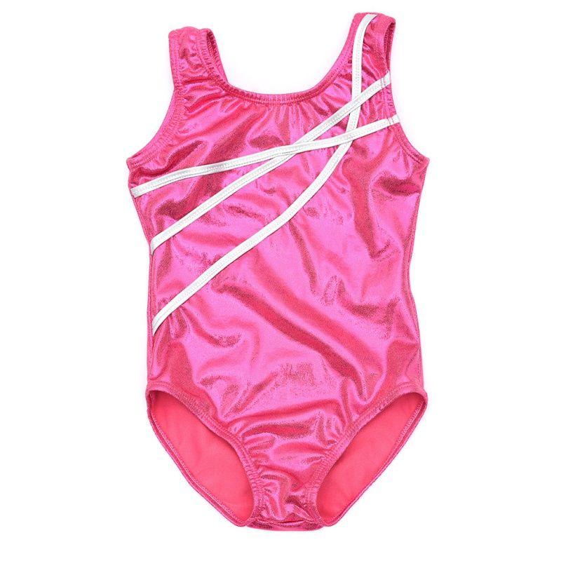 903d29f700f5 3~12 Years One-Piece Ballet Dancewear Kids Girls Gymnastics Leotards ...