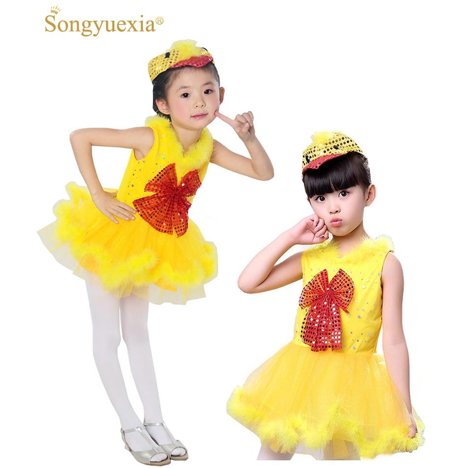e16f01c3c 2019 Children S Dancewear Crazy Chicken Costume Infant Animal ...
