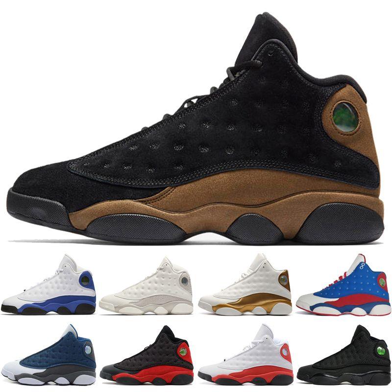a67b476a5879 13 13s Mens Basketball Shoes Phantom Chicago GS Hyper Royal Black Cat  Flints Bred Brown Love Respect White Men Sport Sneakers Women Designer Low  Top ...