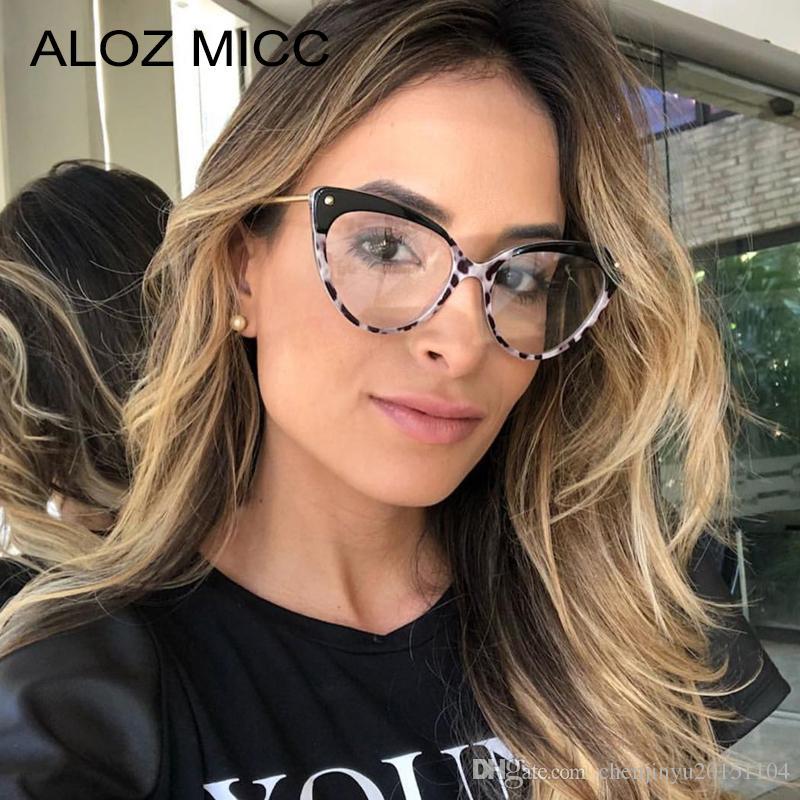 717dcd226aa Cheap Designer Reading Glasses Women Best Leopard Eyeglasses Frames