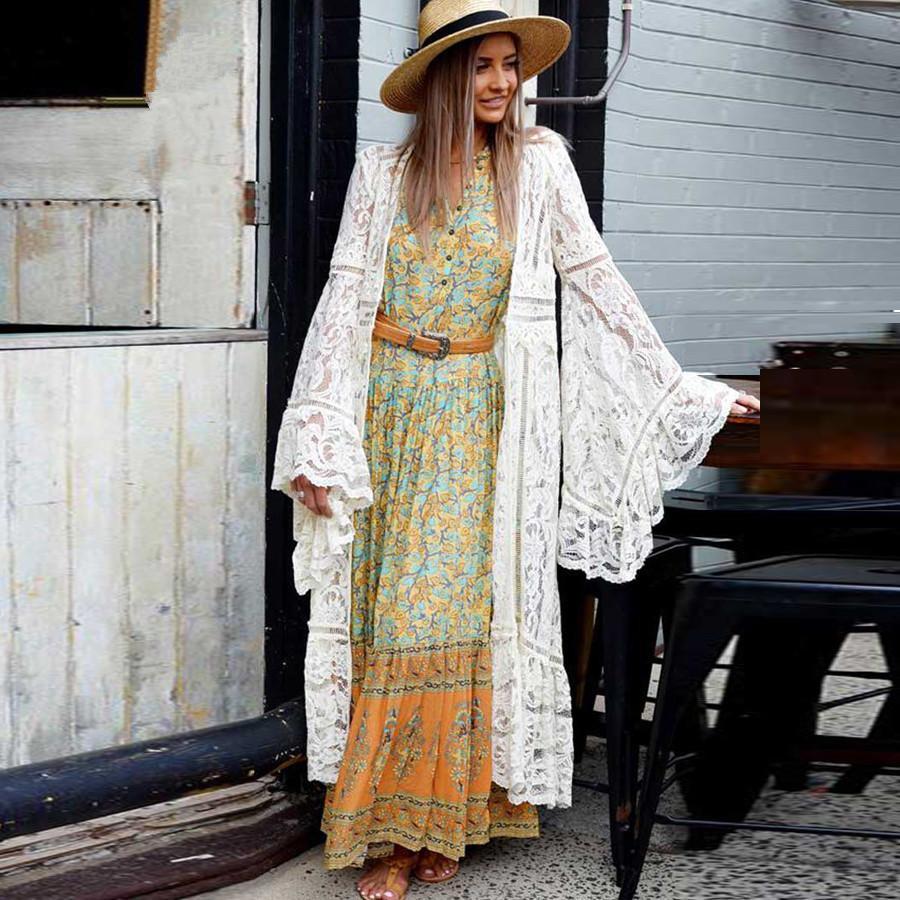 98555084 Boho Basic Dress Yellow Rayon Floral Print Tank Sleeveless Sexy Loose Women  Dresse Beach Wear Hippie Maxi Dresses Vestidos Night Dresses Casual Dress  From ...