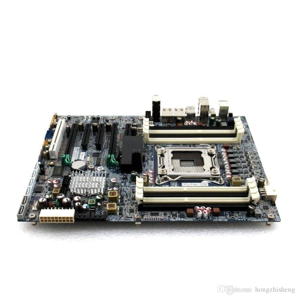 Для чипсета 708614-001 618264-002 на базе чипсета X79 C602 ЛГА хорошо протестированы 2011 рабочая станция материнская плата Z620