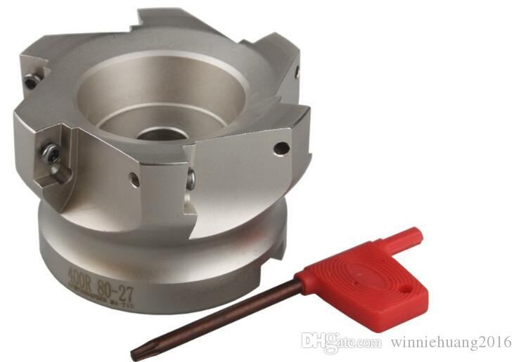BAP400R-80-27-6T Face Milling Cutter Tools For APMT1604PDER Carbide Inserts Suitable For NC/CNC Machine