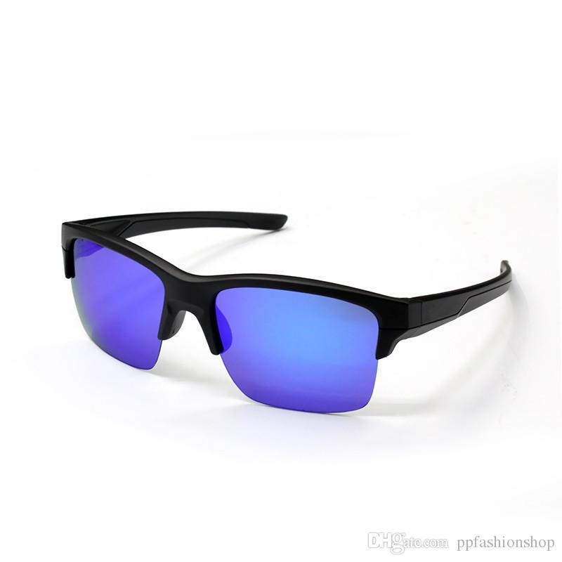 Stokta Polarize Erkekler Için Güneş Gözlüğü Yaz Gölge UV400 Koruma Spor Güneş Erkekler Güneş gözlükleri 10 Renkler Sıcak Satış