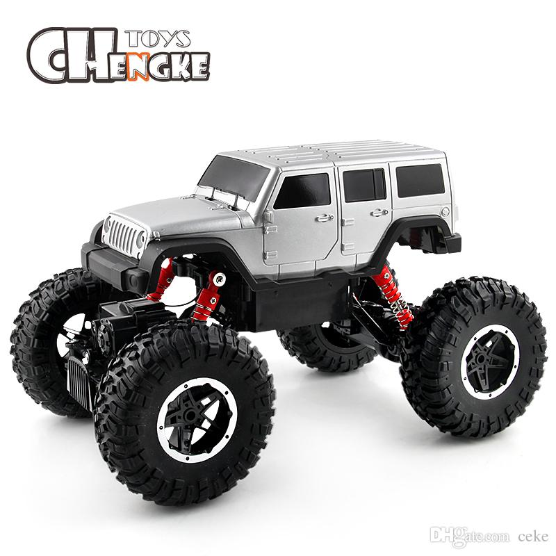 Toy Cars That You Can Drive >> Rc Vehicles 2 4g 4wd High Speed Suv Rc Car Toy Car Motors Drive