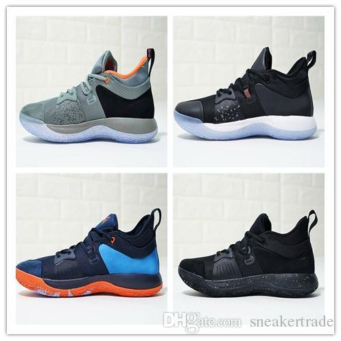 b5b3010d24f2 2018 With Box PG 2 PlayStation Taurus Road Master Basketball Shoes ...