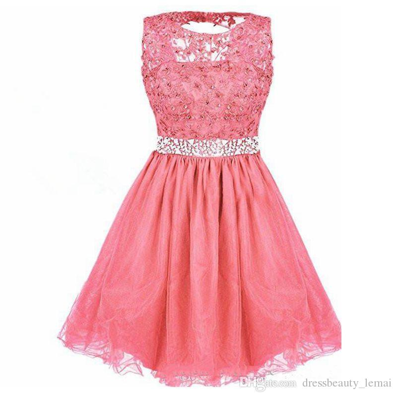 New Formal Prom Gown Dress Short Homecoming Dresses Backless Prom Zipper Back Design Dresses Gowns Special Occasion Dresses