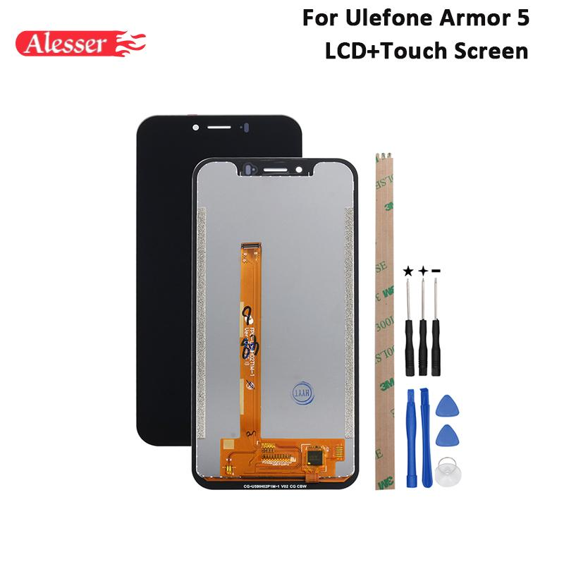 2019 Alesser For Ulefone Armor 5 LCD Display And Touch Screen Assembly With  Tools And Adhesive For Ulefone Armor 5 Phone 5.85   From Xianmao a08805af6