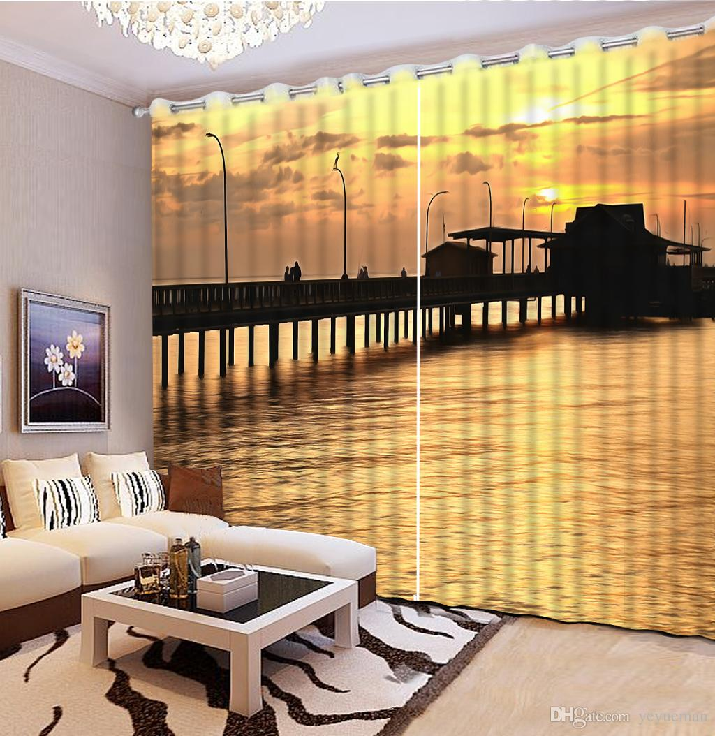 2018 Children Room Curtains Home Wall Decor 3d Curtains For The ...