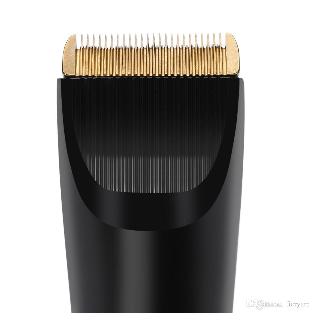 RIWA RE-750A Hair Trimmers Rechargeable Electric Hair Clipper Trimmer Hairdressing Tool Men Shaver Hair Cutting Machine