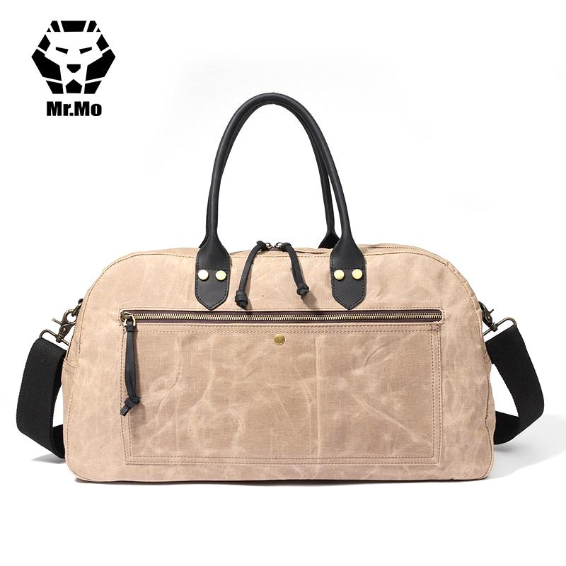 Men Luggage Bag Large Canvas Travel Organizer Mens Duffle Bag Suitcase Big  Men Leather Handle Weekender Oversized Drawstring Bags Sports Bags From ... 9e404033e095e