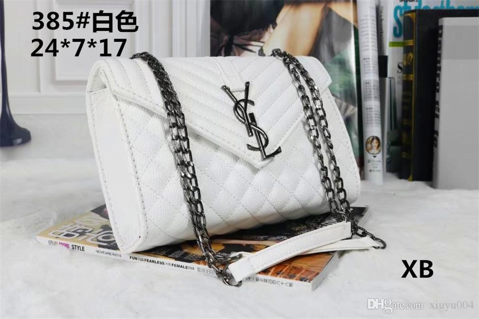 8044cb1de6 2019 Hot Fashion Retro Handbag Handbag Designer Handbag Ladies Wallet  Leather Chain Bag Messenger Bag And Shoulder Bag Crossbody Bags Satchel  From Xiuyu004