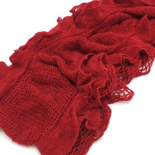 2018 outono inverno tricô jacquard moda bonito cachecol scaves para mulheres tamanho 180 cm - 25 cm