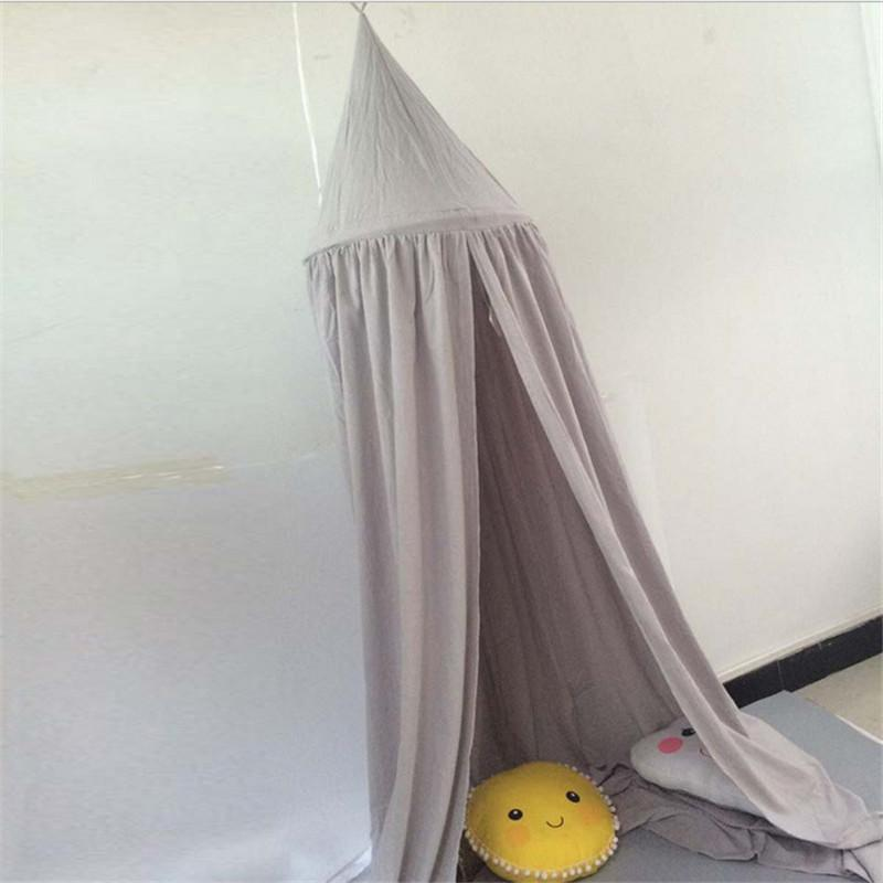 Round Dome Tents Mosquito Net Ceiling Hanging Canopy For Baby Kids Children Room Decoration Photography Props Ins Hot Items Tent