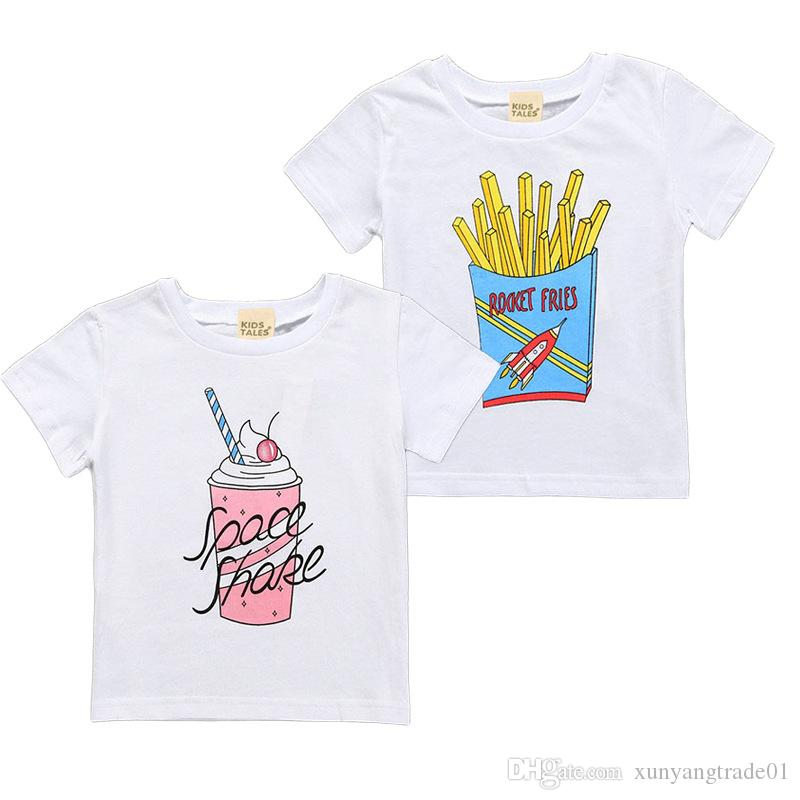 02269d2bb 2019 Baby Clothes Summer Baby Boys And Girls T Shirt INS Classic ...