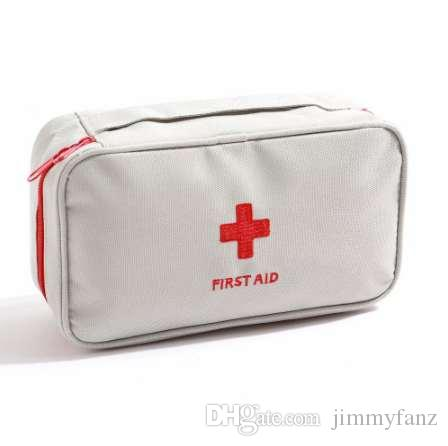 Outdoor Camping Travel First Aid kit Large Size Car First Aid kit bag Home  Medical box Emergency Survival kit Outdoor Gadgets