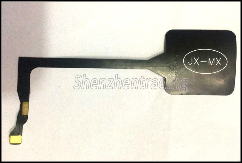 مكالمة واردة متوهجة شعار ل iPhone7 مكبر الصوت الاتصال الأبيض LED متوهجة تضيء شعار وزارة الدفاع لآيفون 6S 6Plus 6SPlus 7 7Plus