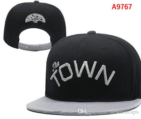 2019 Adjustable Caps Warriors The Town Snapback Hat Thousands Snap Back Hat  For Men Basketball Cap Cheap Hat Adjustable Men Women Baseball Cap From ... 0c681020593