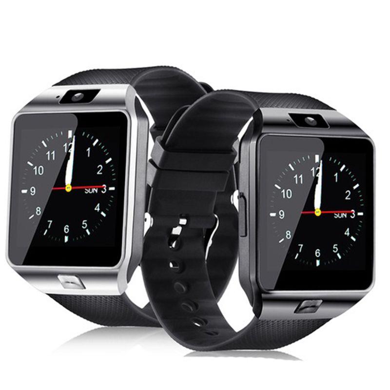 cb4d0fbde Bluetooth Smart Watch Smartwatch DZ09 Android Phone Call Relogio 2G GSM SIM  TF Card Camera For IPhone Samsung HUAWEI Smart Cheap Watches Smart Watch  Men ...