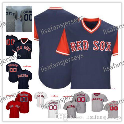 Custom Embroidered Jerseys Mookie Betts Andrew Benintendi Mens Womens Youth  Home Away Road Stitched Personalized Baseball Jerseys Custom Embroidered  Jerseys ... 45747ef6d49