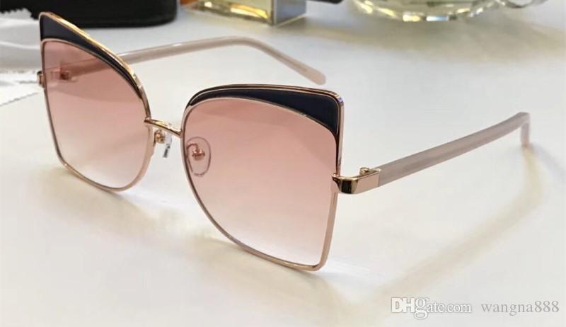 4867431bd511 Linda Farrow N21 Luxury Fashion Popular Sunglass With Coating Mirror ...