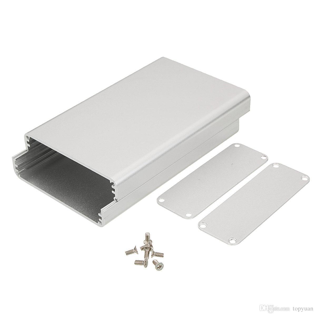 110*71*26mm Aluminum Box Enclosure Case Electronic DIY Instrument Box PCB Enclosure