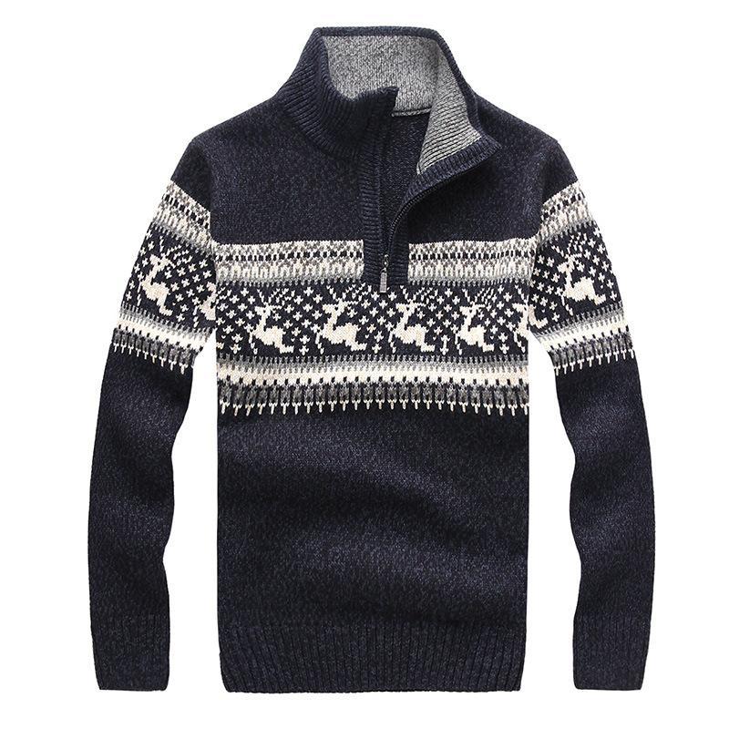 2016 nova Alta qualidade Nova Camisola dos homens de Inverno camisola pullover tamanho dos homens TAMANHO s-xxl