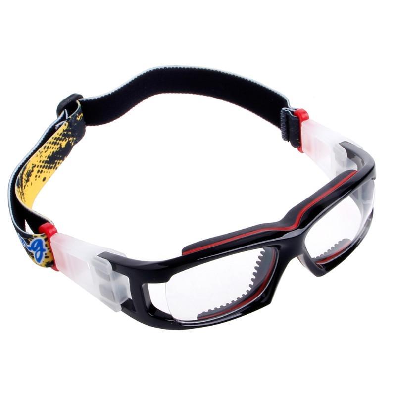 15ee8633e9d1d Compre Óculos De Proteção De Ciclismo De Segurança Pc Óculos De Sol Óculos  De Basquete Ao Ar Livre De Futebol De Bicicleta Mtb Ciclismo Esportes Drop  ...