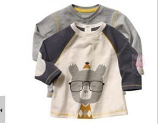 Самый продаваемый новый костюм мальчика детская одежда весна и осень европейская и американская джинсовая рубашка с длинными рукавами из трех частей.