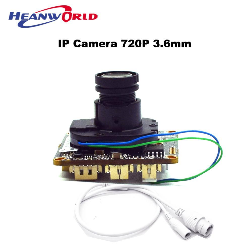 Security & Protection 2019 Latest Design Heanworld Waterproof Ip Camera 720p Cctv Security Dome Camera Video Capture Surveillance Hd Onvif Infrared Ir Camera Outdoor