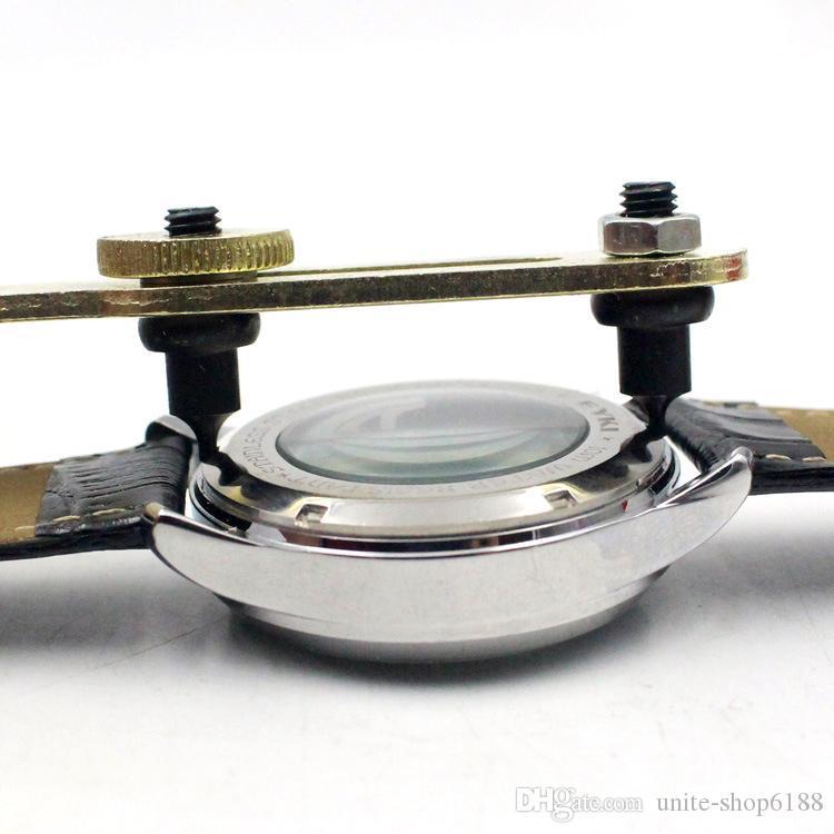 Горячая Продажа Два Фута Смотреть Задняя Крышка Крышка Ключ Открывалка Для Снятия Часы Ремкомплект Инструмент