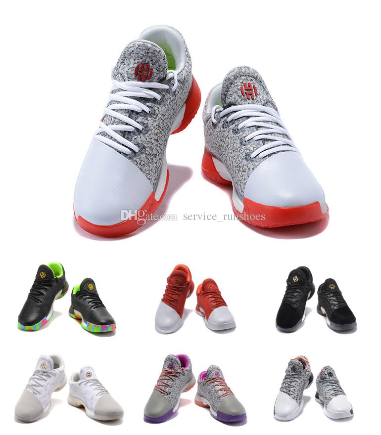 3a2042291efd Drop Shipping Men S Harden Vol 1 BHM Rocket Christmas Platinum Basketball  Shoes Harden Bhm Sneakers Sport Shoes For Sale 2 Size 40 46 Basket Ball  Shoes ...