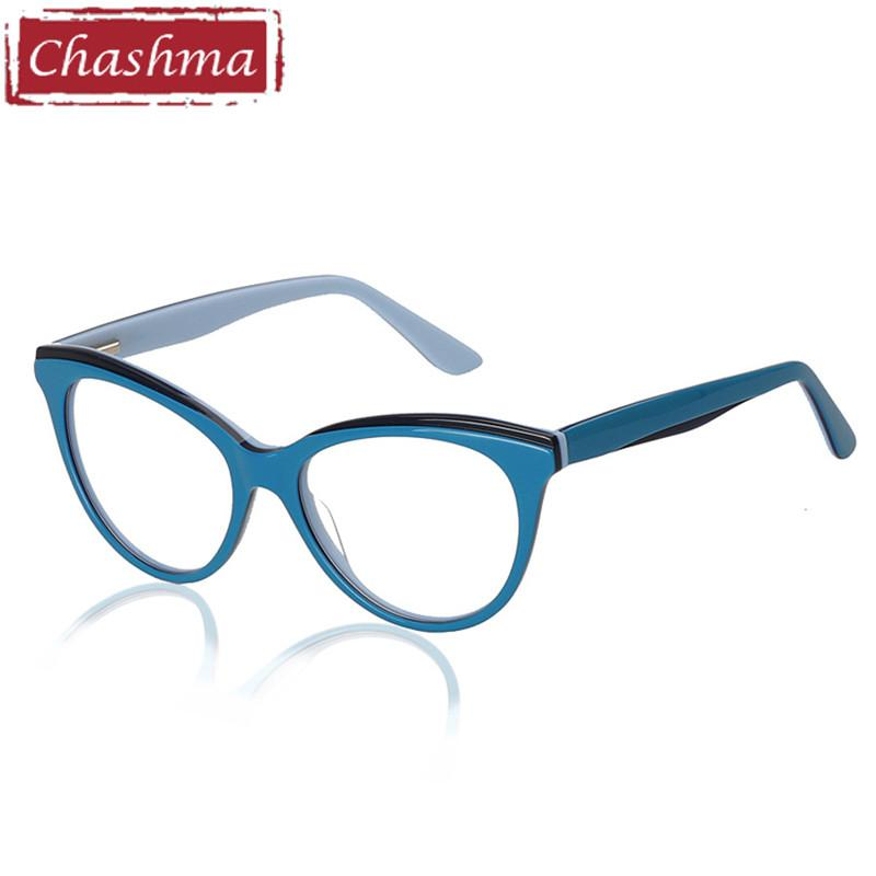 604a63f0158 2019 Chashma Brand Acetate Material Female Eyewear Fashion Trend Stylish  Student Prescription Glasses Frame Women Optical Eye Glasses From Gocan