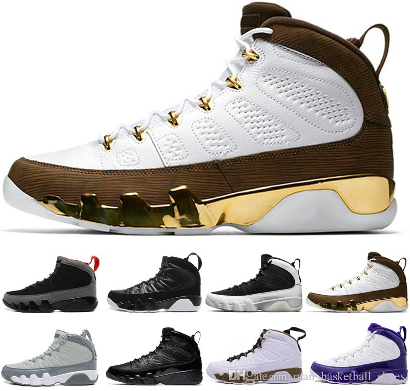 9ef1fb066f3066 Hot Sale Mop Melo Bred 9 9s LA Oreo Basketball Shoes RELEASE Men ...