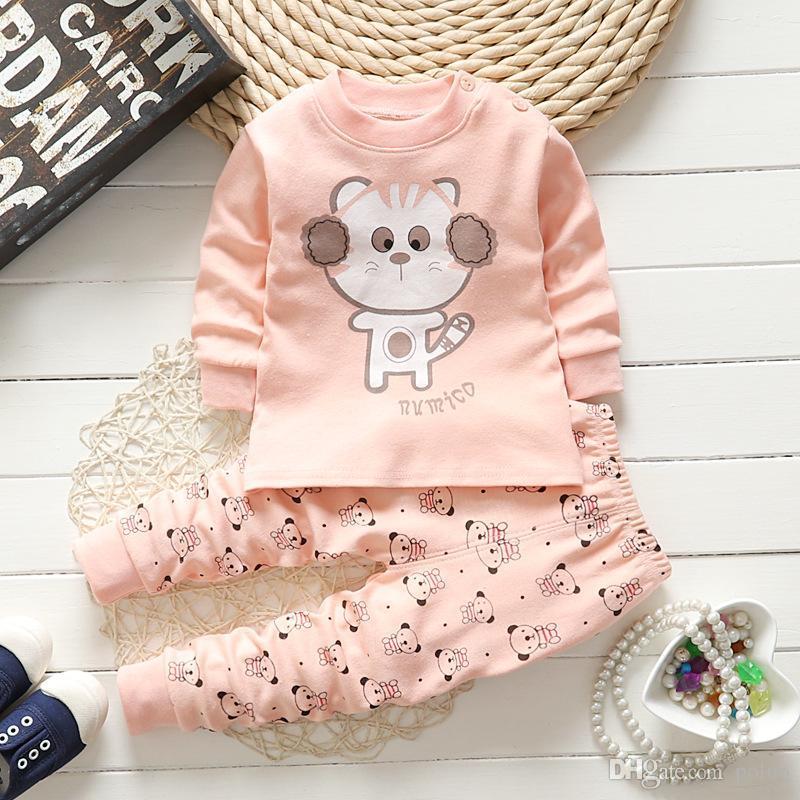 4da932b74 2019 Winter Baby Girls Clothes Cotton Baby Boy Girl Clothing Sets ...