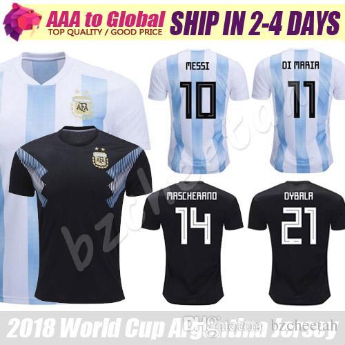 Argentine Acheter Qualité De 2018 Maillot Football rxsdhCBtQ