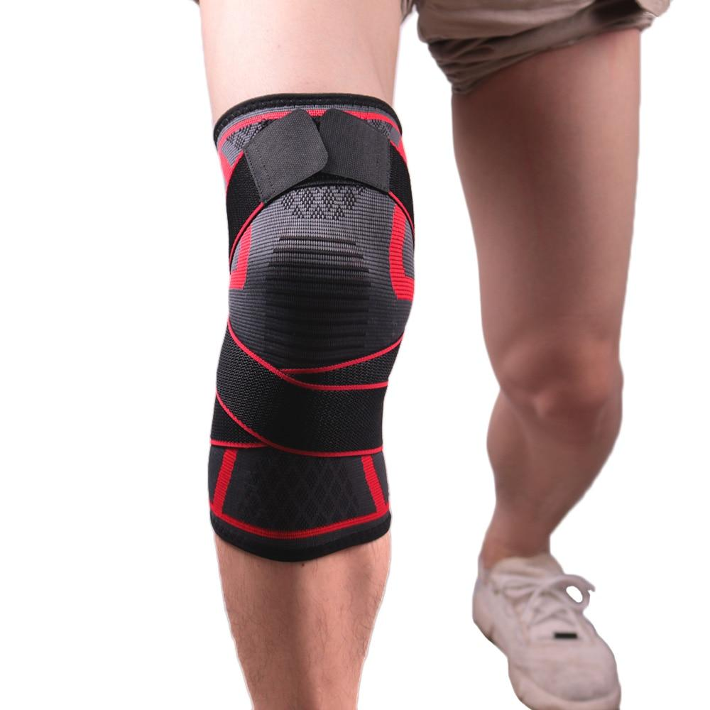f582185da1 2019 SkangDuke New Knee Pads Band Removable Pressurized Braces Knee Support  Crossfit Fitness Running Sports Protector From Teahong, $38.5 | DHgate.Com