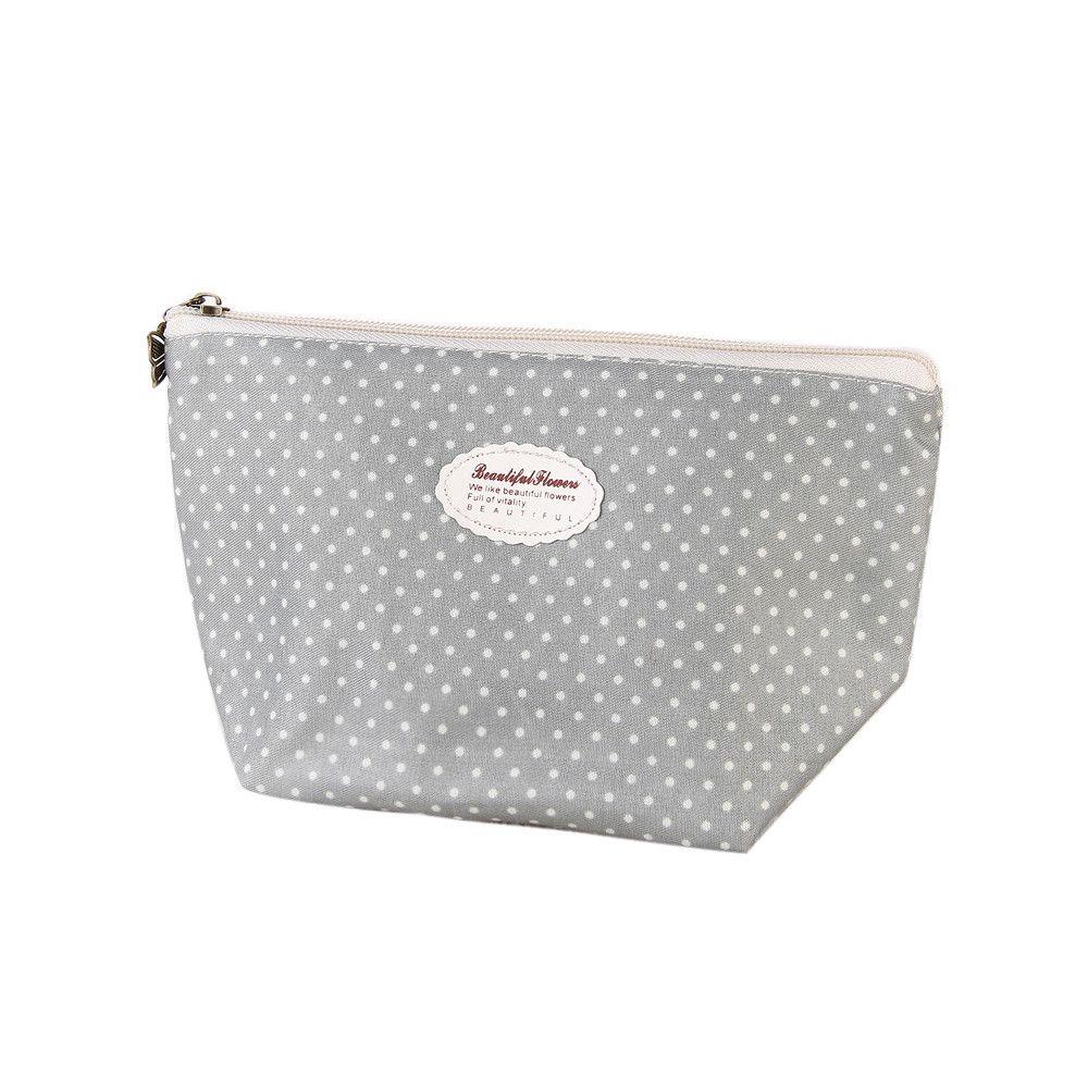 dcfa33f398 Zipper Pouch Women Travel Cosmetics Bag Wash Makeup Bag Necessaries Small  Makeup Necesser Organizador Maleta Maquillaje G Travel Cosmetic Bags Beauty  Online ...