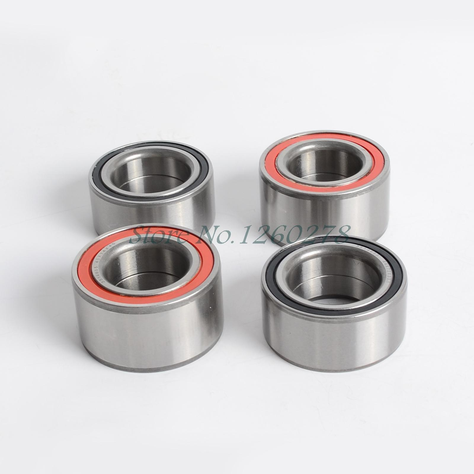 Both Front AND Rear Wheel Carrier Bearings For Polaris RZR 800 / S 800 / 4  2010 2011 2012 2013 2014