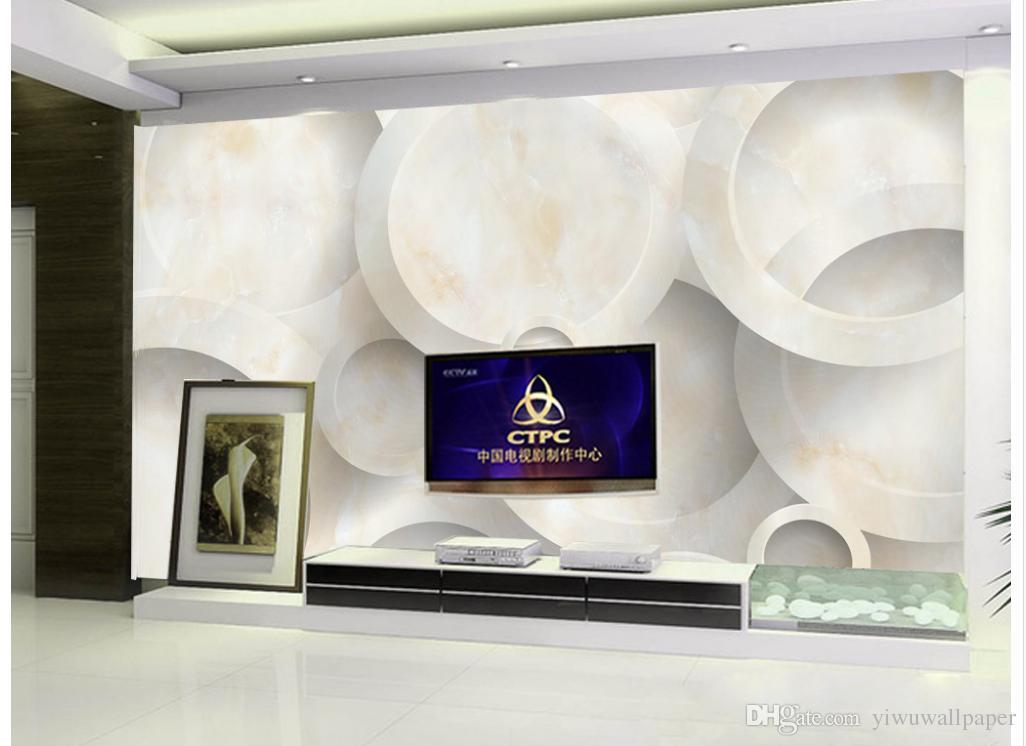 3D Papel De Parede Personalizado Qualquer Tamanho Mural Papel De Parede Espaço Extensão HD 3D Paisagem 3D TV Parede Papel De Parede Pintura Mural Para Sala de estar