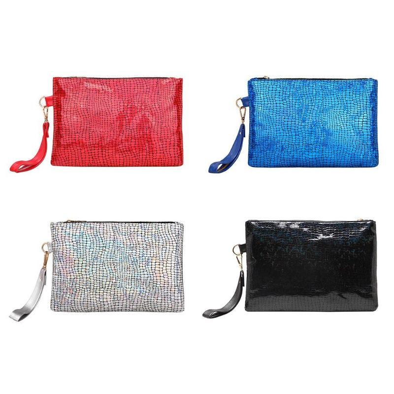 1354c7582733 2018 New Bling Day Cluthes Women Laser Stone PU Leather Handbag Ladies  Party Envelope Bag Bolsa Feminina Clutches Cheap Clutches 2018 New Bling Day  Cluthes ...