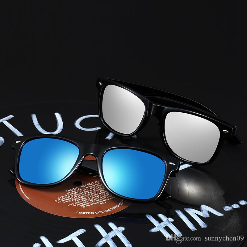 e0f286ebd8 High Quality Fashion New Retro Men s Sunglasses Polarized Square ...