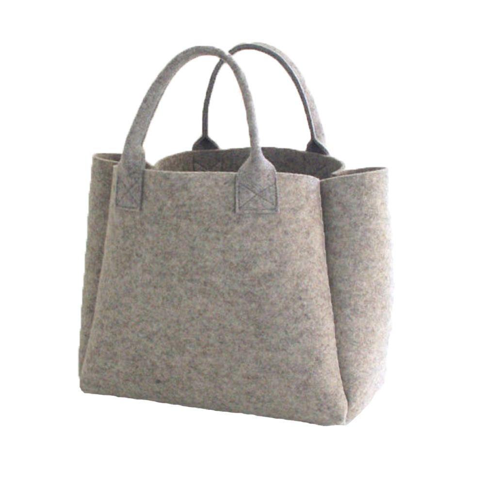 4b6340e1f038 New Fashion Felt Shopper