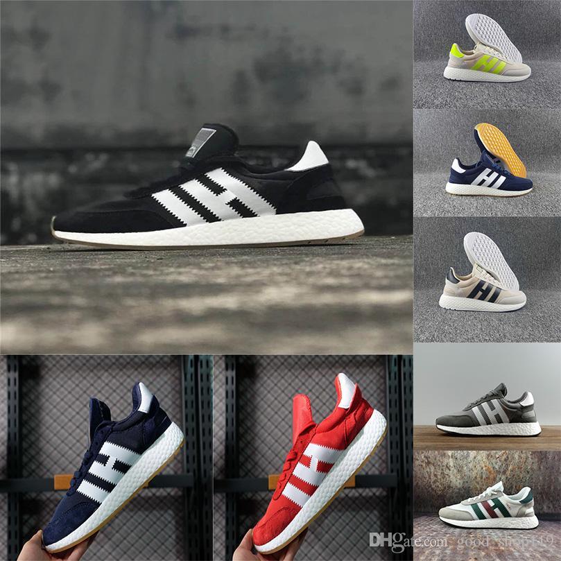 4ab7b04ae 2018 Hot Sale Brand Iniki Runner Sneakers Fashion Iniki Women Men ...