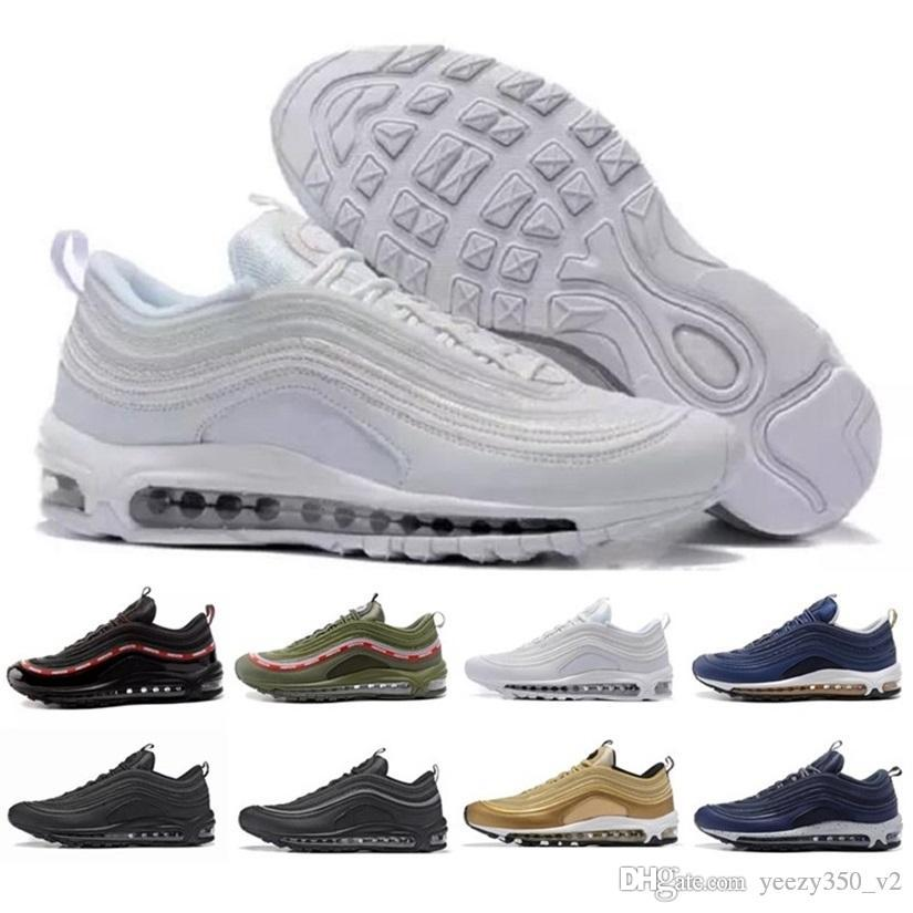 f472f5819 Cheap Brand Newest Men Low 97 OG Cushion Breathable Massage Outside ...