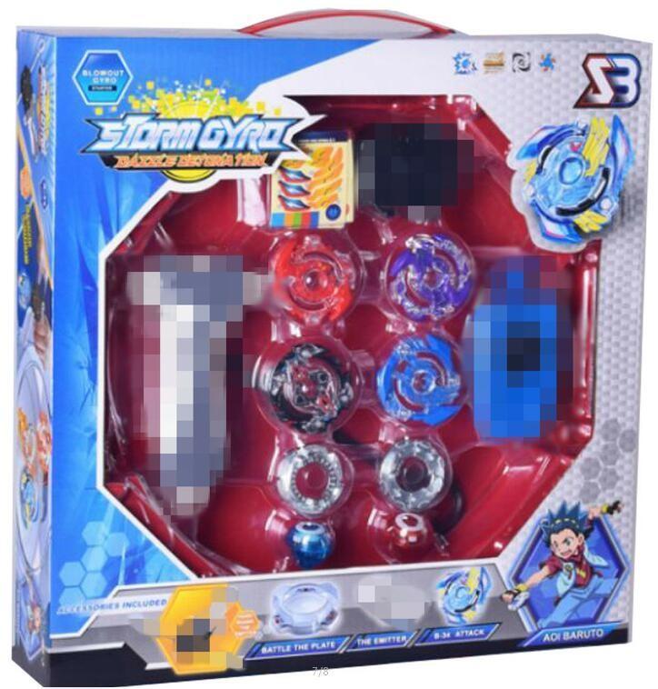 cc061ae3dff9fb Großhandel Beyblade Burst 4D Set Mit Launcher Und Arena Metall Kampf Battle  Fusion Classic Spielzeug Mit Original Box Für Kid Weihnachtsgeschenk Von ...
