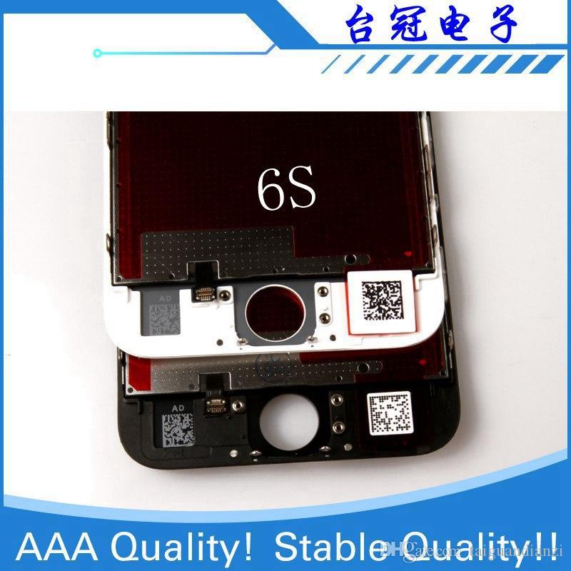 Pantalla LCD 100% original para iPhone 6s Pantalla LCD de reemplazo Pantalla IPS Pantalla táctil Calidad 6s LCD
